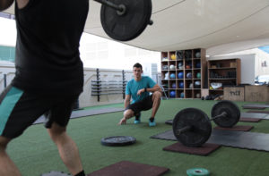 Weight training programs in Dubai