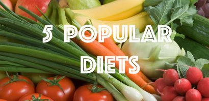 Weight Loss- 5 popular diets