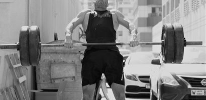6 Steps leading to a CrossFit Competition