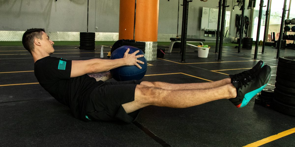 7 minute core conditioning